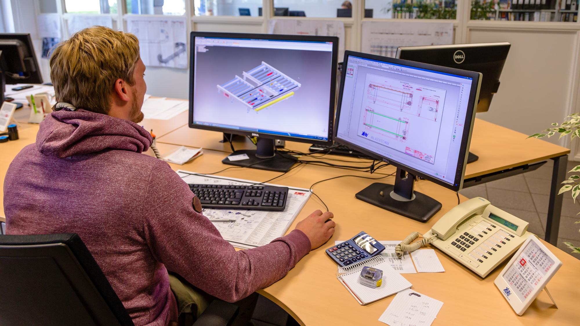 Technischer Produktdesigner - Ausbildungsberufe bei HaRo in Rüthen