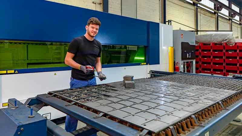 Industriemechaniker - Ausbildungsberufe bei HaRo in Rüthen