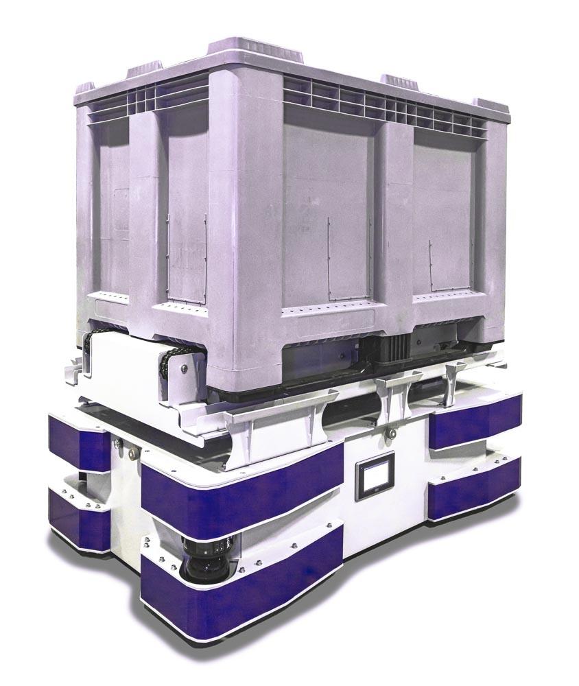 Das neue, modulare 48V FTS von HaRo