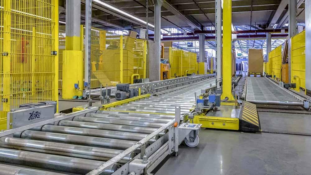 Niedrige Bauhöhen sind Materialsparend und bieten ein Höchstmaß an Flexibilität ohne Bauraum zu verschenken