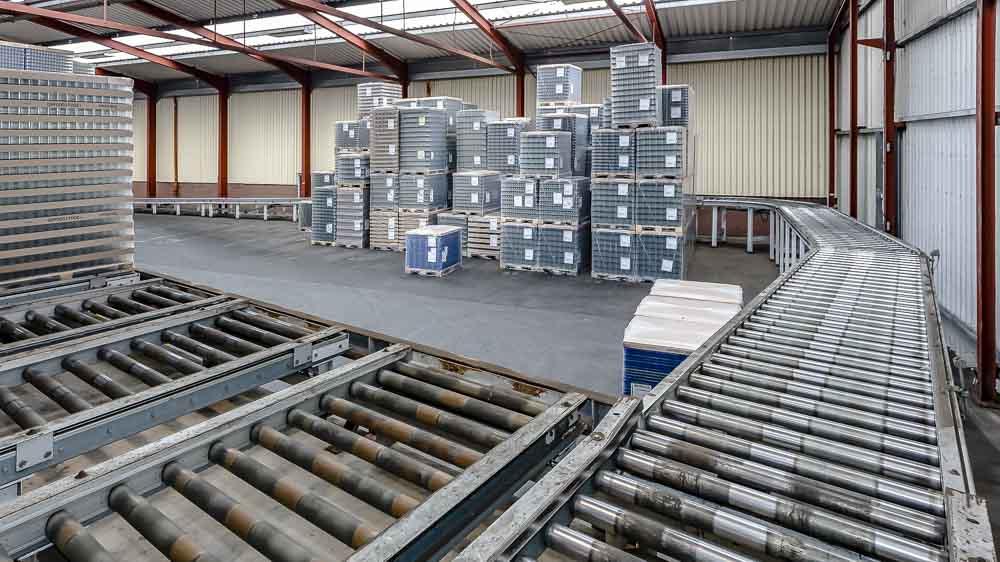 Palettenlagerplätze und eine Überwachung der Chargen sind das A und O in der modernen Lagerlogistik